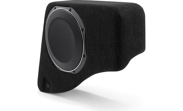 JL Audio Stealthbox® Black passenger side model
