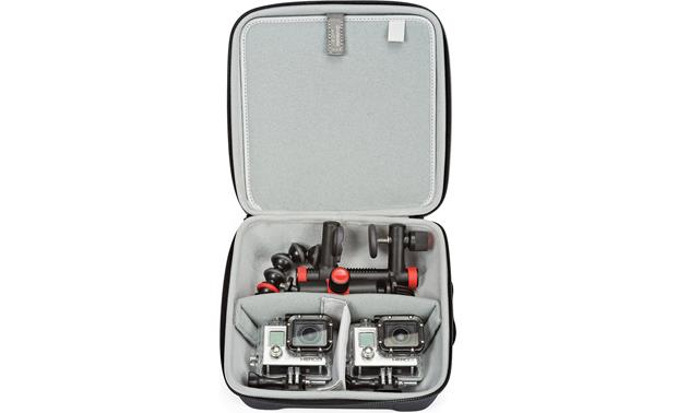 Lowepro Dashpoint AVC 2 Removable internal divider keeps gear organized (cameras not included)