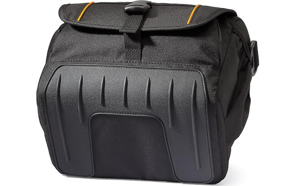 Lowepro Adventura SH 160 II Durable, custom-molded base safeguards gear from moisture, debris and impact