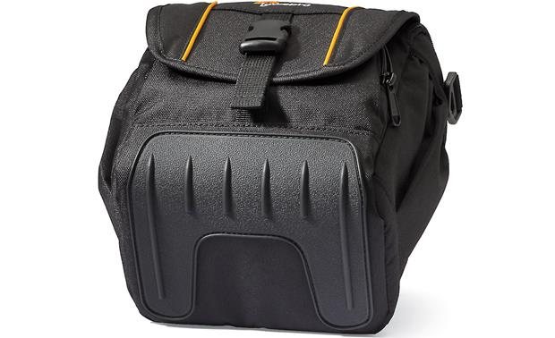 Lowepro Adventura SH 140 II Durable, custom-molded base safeguards gear from moisture, debris and impact