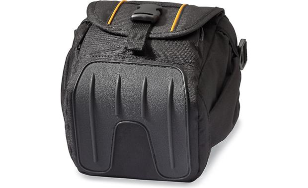 Lowepro Adventura SH 120 II Durable, custom-molded base safeguards gear from moisture, debris and impact