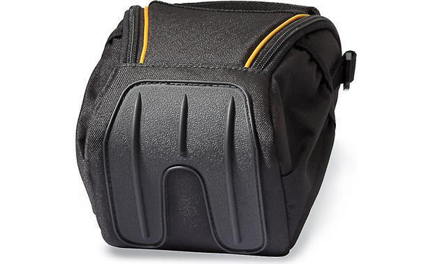 Lowepro Adventura SH 100 II Durable, custom-molded base safeguards gear from moisture, debris and impact