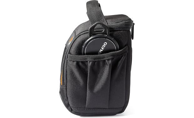 Lowepro Adventura TLZ 20 II Two pleated side pockets for small accessories