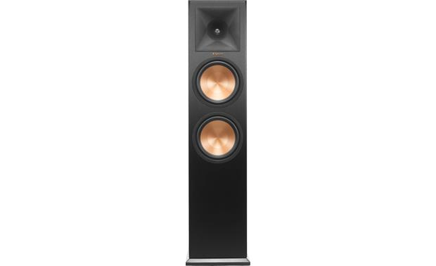 Klipsch Reference Premiere RP-280FA Direct front view (grille off)