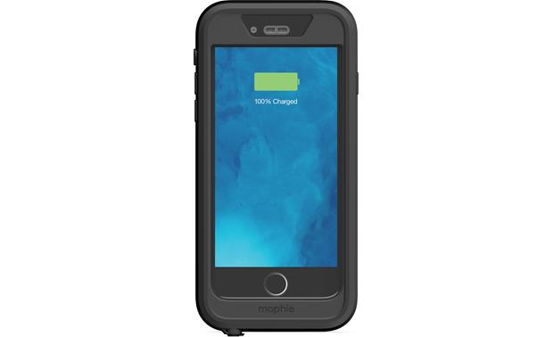mophie juice pack H2PRO Front (iPhone 6 not included)