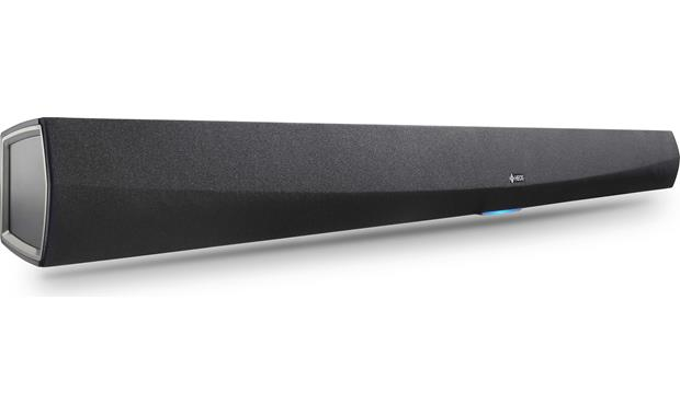 Denon HEOS HomeCinema Sound bar has a slim profile