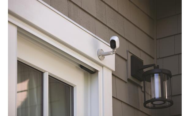 Arlo Smart Home Security Add-on Camera Safe for outdoor use