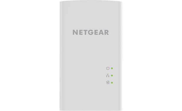 NETGEAR Powerline 1200 Front of module