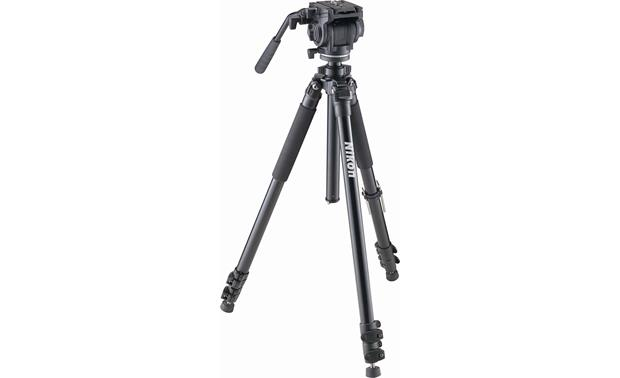 nikon tripod 16140 portable aluminum tripod at crutchfield com
