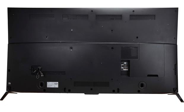 Sony XBR-65X930C Back (full view)