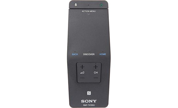 Sony XBR-65X930C One-flick touchpad remote