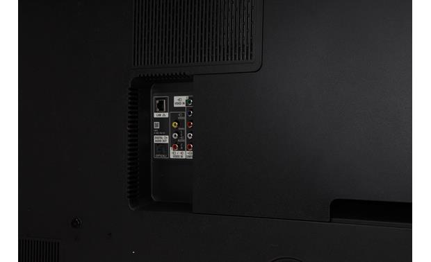 Sony XBR-65X930C Back (A/V inputs)
