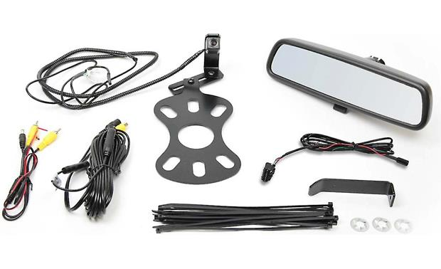 Brandmotion CRFD-8846 Brandmotion gives you everything you need to equip your Jeep Wrangler with a rear-view video system.
