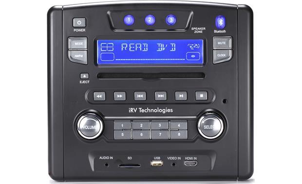 Irv Irv33 Multimedia Receiver For Rvs At Crutchfield Com