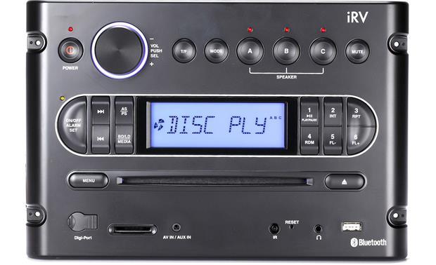 Irv Irv6500bt Dvd Receiver For Rvs At Crutchfield Com
