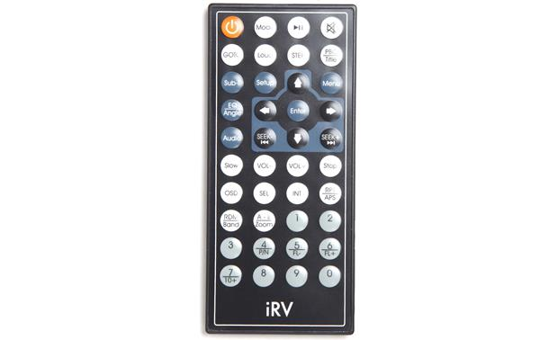 iRV iRV6500BT Remote