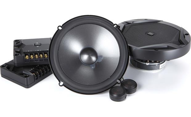 Jbl Gx600c 6 3 4 Component Car Speaker System At Crutchfield Com