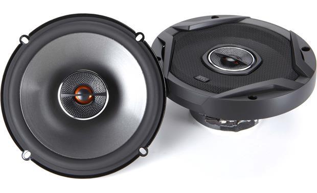 Jbl Gx602 6 1 2 2 Way Car Speakers At Crutchfield Com