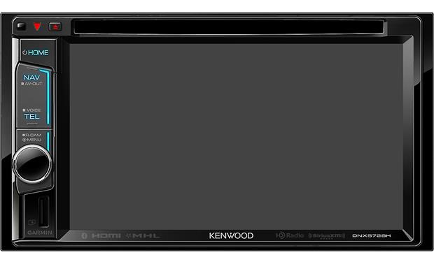 Kenwood DNX572BH Other