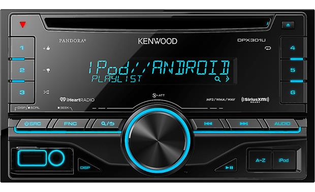 Kenwood DPX301U on