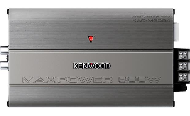 Kenwood KAC-M3004 Kenwood KAC-M3004 4-channel amplifier