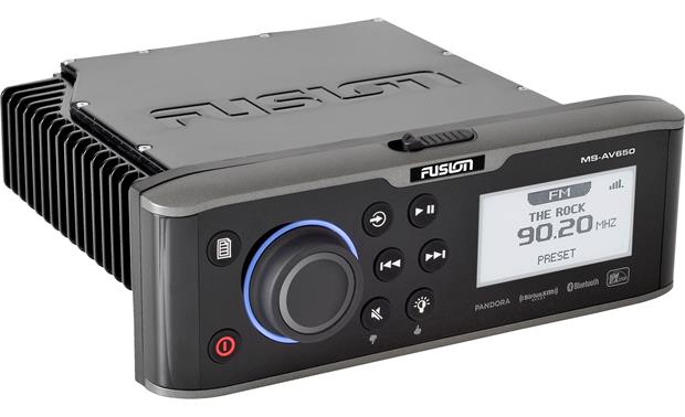 Fusion MS-AV650 DVD, Bluetooth, and more