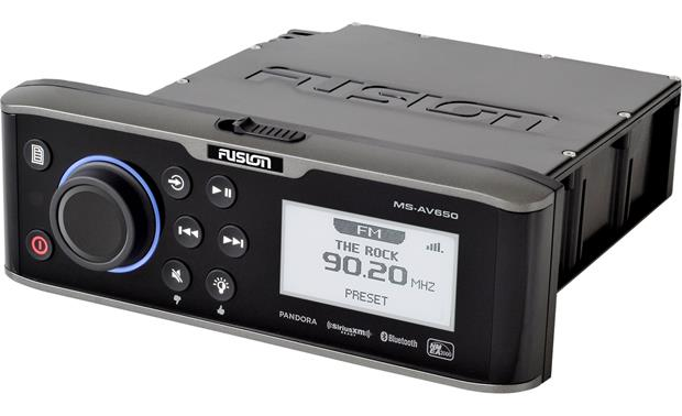 Fusion MS-AV650 Made for marine use