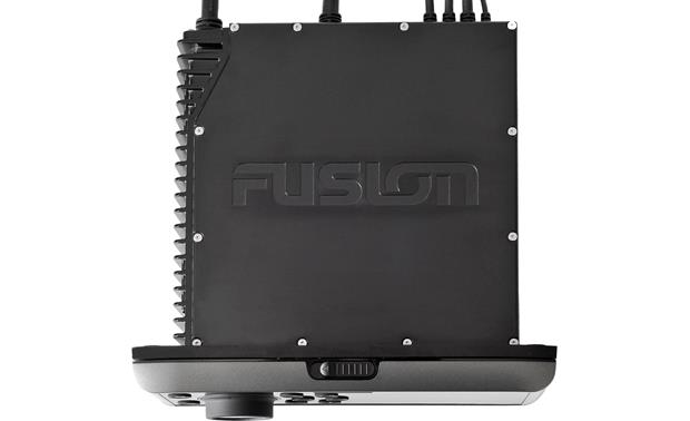 Fusion MS-AV650 Top view of chassis