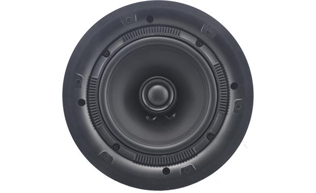 Fusion MS-CL602 Poly woofers and durable rubber surrounds