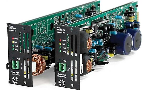 AtlasIED F6-MF FM250 amp modules