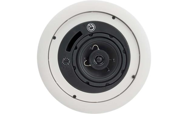 AtlasIED FAP42TCUL Coaxially-mounted tweeter reproduces clear, accurate highs
