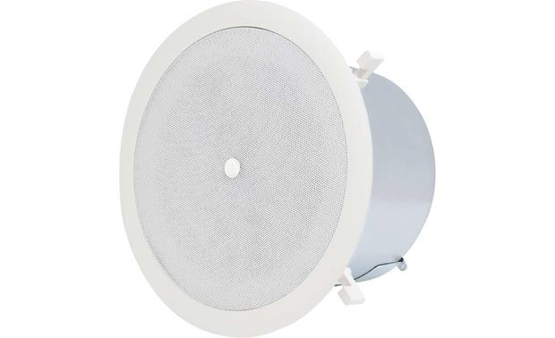 Retail Store Sound System FAP62T ceiling speaker with grille in place.