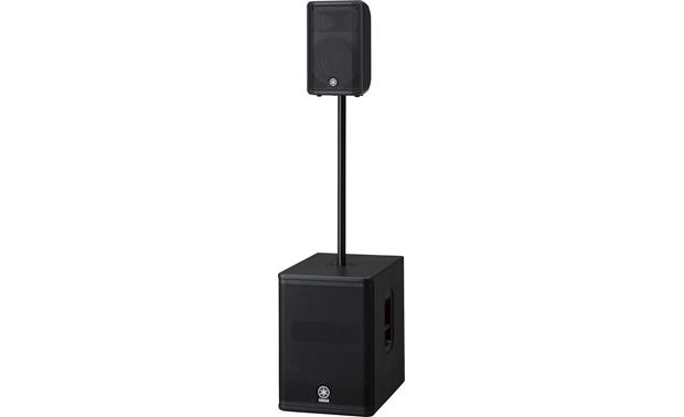 Yamaha CBR10 Pole and subwoofer not included