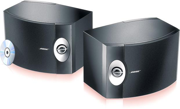 Bose® 301® Series V Direct/Reflecting® speaker system Black finish