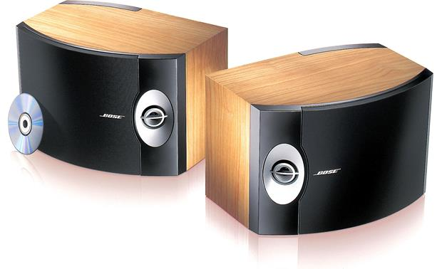 Bose® 301® Series V Direct/Reflecting® speaker system Light cherry finish