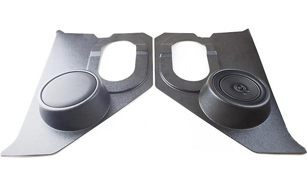 RetroSound KP-C59-6066-62 Kick Panel Enclosures Front