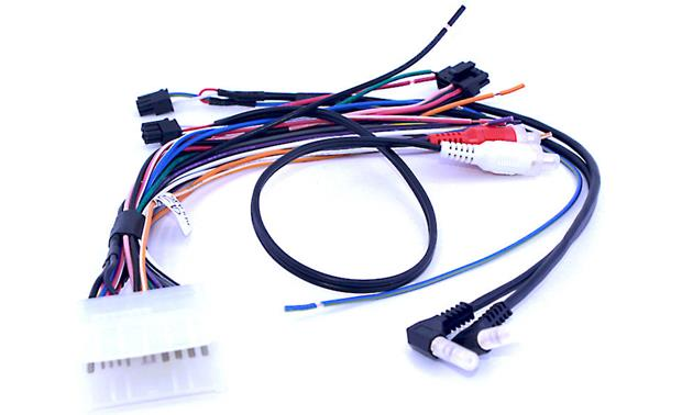 Crux SWRHK-65P Wiring Interface Other