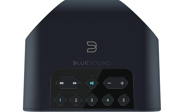 Bluesound Pulse Flex Black - control buttons on top