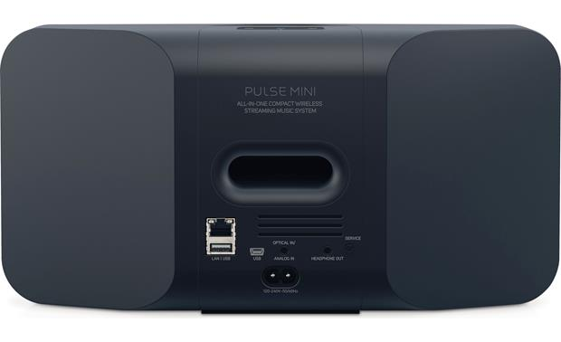 Bluesound Pulse Mini Black - back