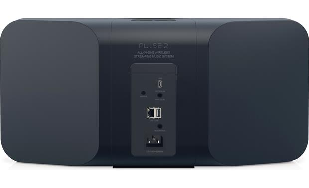 Bluesound Pulse 2 Black - back