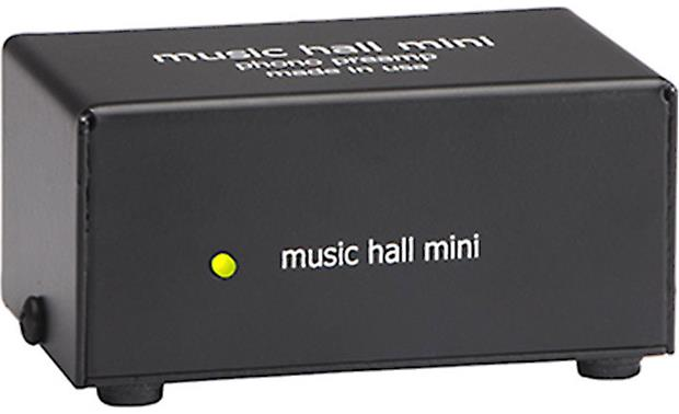 Music Hall Mini Front