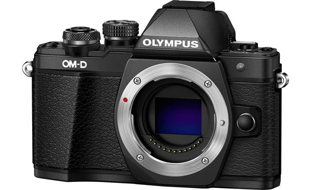 Olympus OM-D E-M10 Mark II (no lens included) Front