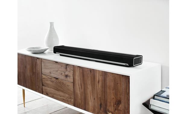 Sonos Playbar 3.1 Home Theater System Playbar on tabletop
