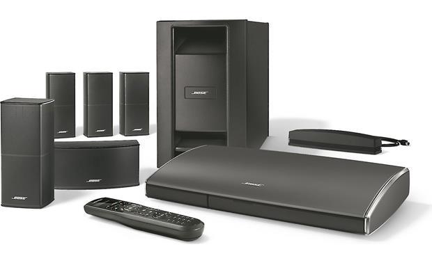 bose lifestyle soundtouch 525 entertainment system at crutchfield com rh crutchfield com