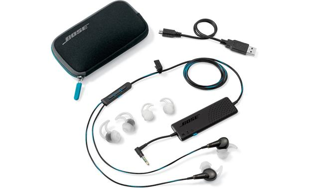 Bose® QuietComfort® 20 Acoustic Noise Cancelling® headphones Included case and accessories