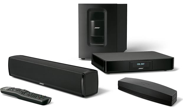 Bose® SoundTouch® 120 home theater system Front