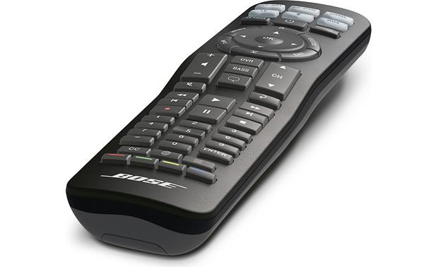 Bose® SoundTouch® 120 home theater system Remote (close-up)