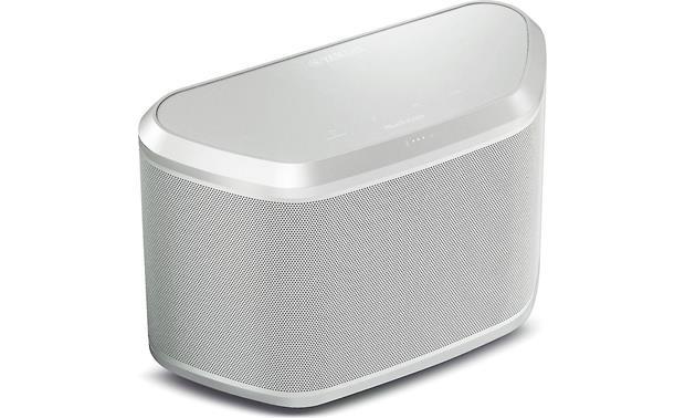 yamaha musiccast wx 030 white wireless streaming speaker. Black Bedroom Furniture Sets. Home Design Ideas
