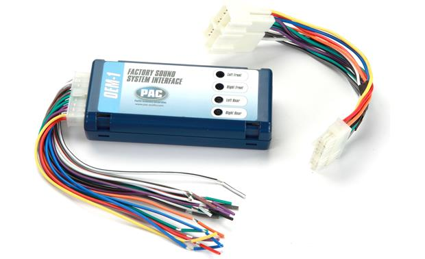 PAC ROEM-GM21A Wiring Interface Other