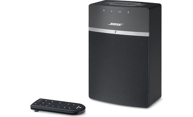 Bose® SoundTouch® 10 wireless speaker Black